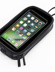 Недорогие -Мотоцикл Wosawe Мобильный навигационный мешок Мотоцикл сумка топливного бака с магнитной сумкой телефона