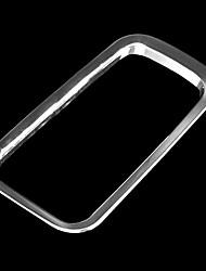 Недорогие -автомобиль редуктор панели обода украшения серебро абс для джип спорщик 2011 до 2016 года
