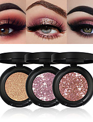 cheap -6 Colors Eyeshadow EyeShadow Mineral / lasting Daily Makeup / Halloween Makeup 1160 Cosmetic