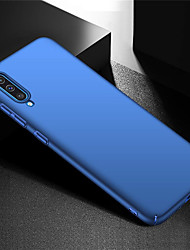 Недорогие -ультра тонкий анти-отпечатков пальцев и минималистский жесткий телефон чехол для Samsung Galaxy A70 (2019) / Galaxy A40 (2019) / Galaxy A9 (2018) / Galaxy A10 (2019) / Galaxy A30 (2019)