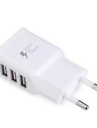 Недорогие -зарядное устройство для мобильного телефона 3usb многофункциональное зарядное устройство ес разъем для iphone samsung huawei xiaomi