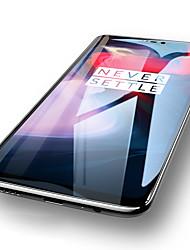 Недорогие -защитная пленка для экрана oneplus7pro / 7 / oneplus 5t / one plus 5 / oneplus 6 / 6t закаленное стекло 1 шт. защитная пленка для всего тела 3d изогнутый край