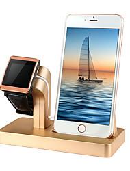 Недорогие -зарядка док-станция зарядное устройство подставка для телефона для серии Apple Watch 4 3 2 1 iphone