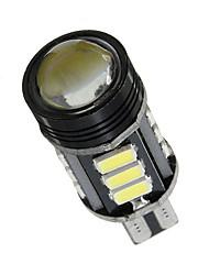 Недорогие -Супер яркий белый светодиод резервного копирования T15 W16W 5630 безошибочный высокой мощности автомобиля обратный свет лампы продаются в 2 шт.
