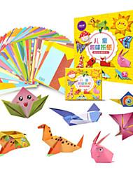 tanie -Karton Kraft Dzieci Brzdąc Unisex Zabawki Prezent 109 pcs