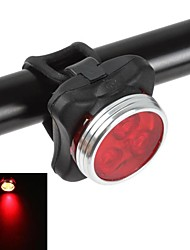 olcso -LED Kerékpár világítás Kerékpár hátsó lámpa LED Kerékpározás Menő Rechargeable Li-Ion Battery 3 lm Kerékpározás