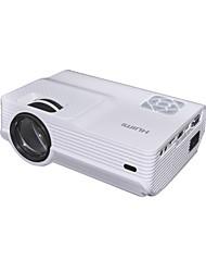 Недорогие -HUIMI HML-4010 ЖК экран Проектор 2600 lm Поддержка / WXSGA+ (1366x768) / WVGA (800x480)