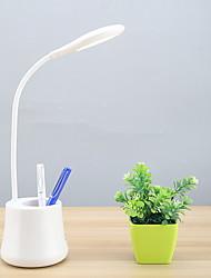 Недорогие -современный современный новый дизайн складной настольный светильник с держателем ручки для спальни / кабинета / офиса пластиковые <36V>