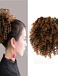 baratos -Decoração de Cabelo / Acessórios para Modelagem de Cabelos Fibra Sintética Clips / Anexos / Boné de peruca de malha Decorações Amiga-do-Ambiente / Novo Design / Sem cheiro 1 pcs Ocasião Especial