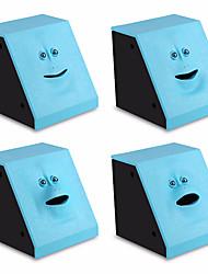 זול -חפצים דקורטיביים, פלסטי מודרני עכשווי ל קישוט הבית מתנות 1pc