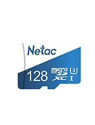 Недорогие -Карта памяти Netac Micro SD 128 ГБ класса 10 UHS 1 U3 V30 Карта памяти Flash MicroSD P500 Pro TF карта для смартфона