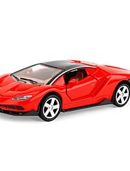 Недорогие -Игрушечные машинки Алюминиево-магниевый сплав Подростки элементарный Все Игрушки Подарок