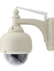 Недорогие -Wanscam HW0038 720 P открытый фиксированный фокус 4 мм инфракрасного ночного видения водонепроницаемый PTZ облако беспроводная камера дистанционного наблюдения