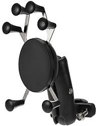 Недорогие -4.0-6.0 дюймов телефон GPS держатель противоугонные для мотоцикла скутер велосипед руль