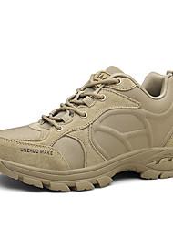 זול -בגדי ריקוד גברים נעלי טיולי הרים נושם נגד החלקה תומך זיעה נוח צעידה הדרכה פעילה