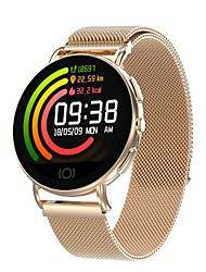 Недорогие -T7 smart watch мужчины женщины монитор сердечного ритма артериальное давление фитнес-трекер smartwatch спортивные часы для ios android