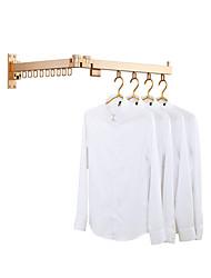 ราคาถูก -อลูมิเนียมอัลลอยด์ มัลติ-ฟังก์ชั่น / พับเก็บได้ / Multilayer เสื้อผ้าถัก ไม้แขวนเสื้อ, 1pc
