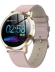 Недорогие -SF08 Мужчины Смарт Часы Android iOS Bluetooth Водонепроницаемый Сенсорный экран Пульсомер Измерение кровяного давления Спорт