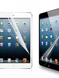 Недорогие -защитная пленка для экрана Apple iPad 2/3/4 / воздух / воздух 2 / (2017) / (2018) / iPad (2019) / Pro 9,7 '/ Pad Pro 10,5 / Ipad Mini 1/2/3/4/5 pe 1 шт. Передняя защитная пленка высокого разрешения