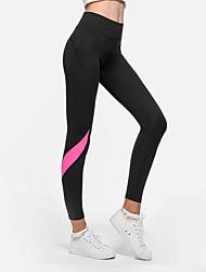 Χαμηλού Κόστους -Ρούχα Γυμναστικής Γιόγκα Γυναικεία Εκπαίδευση Πολυεστέρας Διαφορετικά Υφάσματα / Λουράκι Παντελόνια
