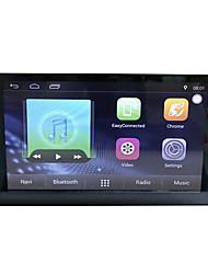 Недорогие -tft 7 дюймов 2 din android 8.1 1 г оперативной памяти 16 г rom автомобильный gps-навигатор четырехъядерный / 4g (wcdma) / wifi для универсальной поддержки microusb wmv / avi / mpeg ape / flac jpeg /