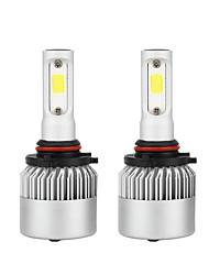 Недорогие -наивысшая мощность 6000k-6500k белый светодиодный фонарь лампы лампы преобразования комплект