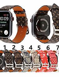 Недорогие -SmartWatch Band для Apple Watch серии 4/3/2/1 классический пряжка ремешок iwatch