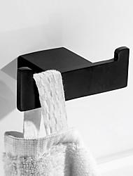 Недорогие -Крючок для халата Новый дизайн / Креатив Современный / Традиционный Нержавеющая сталь / Металл 1шт - Ванная комната На стену