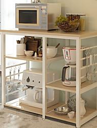Недорогие -Высокое качество с Дерево Аксессуары для шкафов Для приготовления пищи Посуда Кухня Место хранения 1 pcs