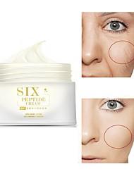Недорогие -QYF пептид укрепляющий крем для лица для похудения плотная сыворотка против старения против морщин увлажняющий крем для лица меньшие кремы по уходу за кожей