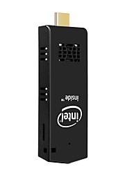 Недорогие -litbest t5 mini pc компьютер windows 10 лицензированный 2 ГБ оперативной памяти 32 ГБ Intel Atom Z8350 четырехъядерный процессор Wi-Fi2.4g&Усилитель, 5 г, 4 К, Bluetooth 4.0, HDMI, htpc,