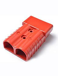 Недорогие -Штекер адаптера вилочного погрузчика 350a на 600 В с 2 портами для подключения аккумулятора