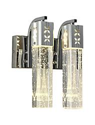 hesapli -Duvar ışığı Ortam Işığı 12 W 110-120V / 220-240V Birleştirilmiş LED LED / Geleneksel / Klasik
