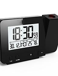 Недорогие -цифровая проекция будильника температуры и времени синхронизации с ЖК-экраном sm2710-1103