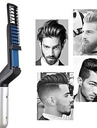 Недорогие -электрическая быстрая укладка волос многофункциональная расческа для завивки бигуди&усилитель; выпрямитель