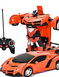 Недорогие -Устройства для снятия стресса Гоночная машинка трансформируемый Взаимодействие родителей и детей Пластиковый корпус Гоночная машинка Детские Все Игрушки Подарок