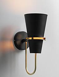 Недорогие -творческий macaron настенный светильник безопасности светильник сгущает 12 см железное основание 14 см железный плафон сборка не требуется e27 бесплатная доставка