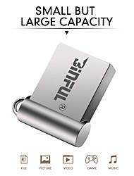 Недорогие -Супер мини 32 ГБ USB 2.0 Pendrive Металл USB флэш-накопитель U диск флэш-памяти