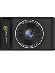 Недорогие -junsun q8p 4k 2160p gps автомобильный видеорегистратор ips 3.0 дюймовый видеорегистратор ночного видения автомобильный видеорегистратор dvrs full hd gps трекер dash cam