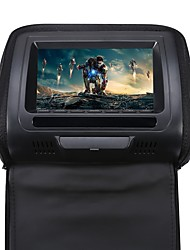 Недорогие -XD/XM-783 7 дюймовый Подголовник MP3 / Поддержка SD / USB / IR передатчик для Универсальный MicroUSB Поддержка MPEG / RMVB / DIVX MP3 / WMA / CD-диск JPEG / JPG