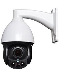 Недорогие -nwr-r320-4 новый открытый видеонаблюдение ip 1080p 2.0mp мини водонепроницаемая купольная PTZ камера 4-кратный зум 2.8-8 мм объектив с автофокусом с поворотом камеры