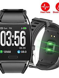 Недорогие -Vn02 умный браслет ip67 водонепроницаемый шагомер фитнес-трекер сердечного ритма кровяное давление часы группа активности трекер браслет