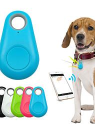 Недорогие -Дети Кошка Животные GPS-ошейники Бумажники Брелок для поиска ключей Мини GPS Bluetooth Smart Однотонный пластик Зеленый Синий Розовый / Безпроводнлй / Bluetooth 4.0