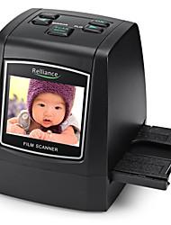 Недорогие -пленочный сканер 135mm / 126mm / 110mm / 8mm с высоким разрешением негативной пленки слайд-сканер конвертер USB MSDC ЕС Plug