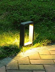 halpa -ONDENN 1kpl 10 W Lawn Valot Uusi malli / Koristeltu / Lovely Lämmin valkoinen / Valkoinen 85-265 V Ulkovalaistus / Piha / Puutarha 1 LED-helmet