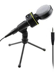 Недорогие -супер подобрать звук Yanmai профессиональный конденсаторный микрофон с держателем штатива