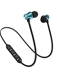 Недорогие -Магнитная музыка Bluetooth 4.2 наушники XT11 Спорт Беспроводная Bluetooth-гарнитура с микрофоном для Iphone Samsung