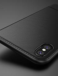 Недорогие -чехол из мягкого тпу из углеродного волокна для iphone xs max xr xs x 8 плюс 8 7 плюс 7 6 плюс 6 чехол силиконовый чехол