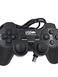 Недорогие -игровой джойстик джойстик управления геймпадом usb игровой контроллер для ПК компьютер ноутбук геймер черный игра 208