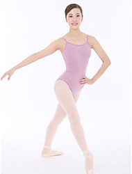 Недорогие -Балет Балетное трико Жен. Учебный Нейлон Комбинация материалов трико / Комбинезон-пижама